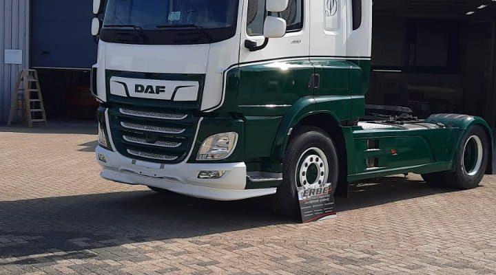Project Jan Deckers Nationaal En Internationaal Transportbedrijf